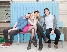 Charly Bliss photo by Joanne N. Bailey-Boorsma
