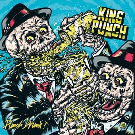 king punch - punch drunk ep