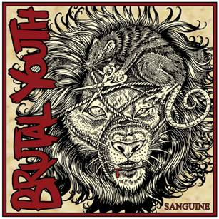 brutal youth sanguine lp